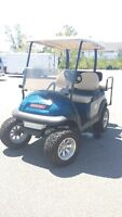 Golf Cart 2010 - Electric lifted  - Clubcadet