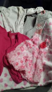 3 sleepers and dress