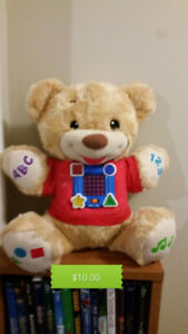 Playskool Learning Bear