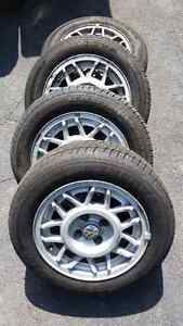 Vw rims and tires