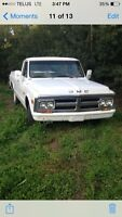 1971 GMC 1500 for trade or cash