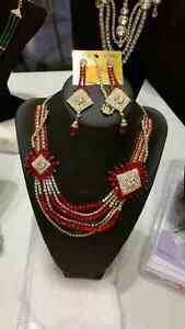 INDIAN COSTUME JEWELRY $15