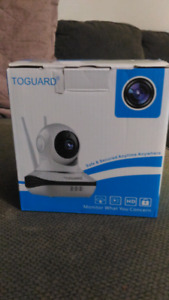 Toguard, wireless security camera.
