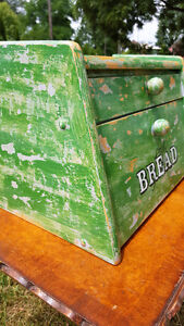 Distressed Bread Box Windsor Region Ontario image 4
