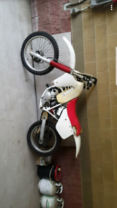 looking for cheap project dirtbike