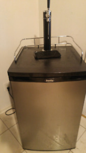 Stylish Keg Fridge fits 60L