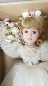 Doll Boyds Yesterday Child Collection Melissa the Ballet New