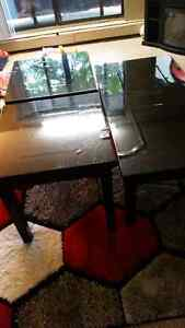 Coffee table with 2 small pieces!  London Ontario image 1