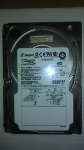 Disk dur SCSi