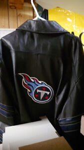 Tennessee Titans official NFL jacket