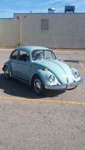 Air cooled beetle ! Must see ! Storage available