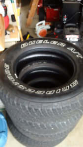 Bridgestone Dueler AT Jeep Dodge Ford GMC Chev Tires L@@K