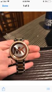 Ladies Designer Michael Kors Watch