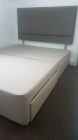 Modern Kingsize Divan Bed Base.