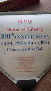 QRS XP 247-C Statue of Liberty 100th Anniversary 1886 to 1986 Peterborough Peterborough Area image 3