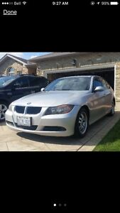 2007 BMW 3 series 159000 kms great condition