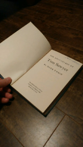 The Adventures of Tom Sawyer by Mark Twain. Collectors Edition