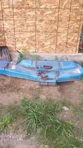 Ford 18 yth lawn tractor Peterborough Peterborough Area image 2