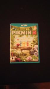 Pikmin 3 first print