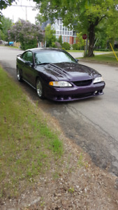 1996 Ford Mustang GT, Low Km's!