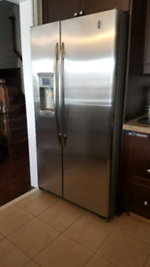 GE Profile refrigerator - not working properly