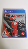 NBA 2K18 au PS à vendre 59.99$ City of Montréal Greater Montréal Preview