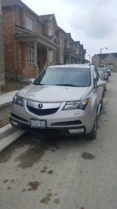 2012 Silver Acura MDX Tech Package Mint