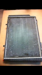 2002 CLK 330 Mercedes Benz Radiator