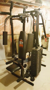Mega Max 3001 Exercise System - Used