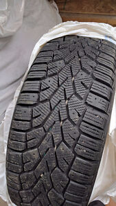 Winter is Coming! P205/55R16 Winter tires Like NEW!