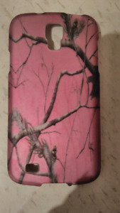 Pink realtree camo phone case