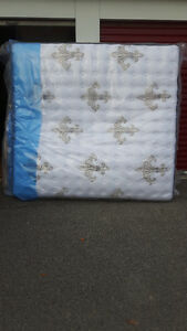 Sterns and foster (sealy) euro-top mattress
