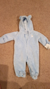 Boys 6 month one piece - new with tags
