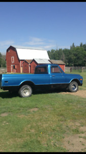 1969 GMC truck for sale, project truck
