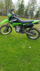 *Feeler add* 2012 klx 250s Street and Trail
