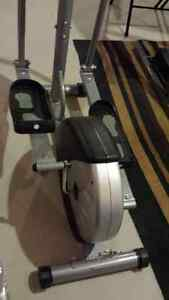 Stationary Exercise Bike! ALMOST New condition!