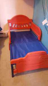 Toddlers Bed.
