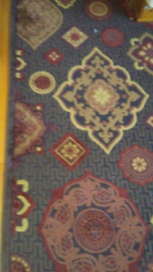 Gorgeous Large Turkish Rug For Sale!