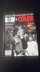 B&W + Color - Special: Two Magazines in One, 5$ each (5$ chacun)