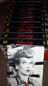 I LOVE LUCY COLLECTORS EDITION ON VHS
