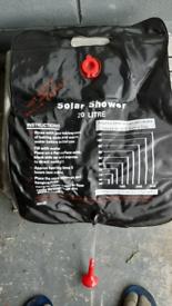 Solar shower Great for Campervan
