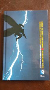 Dark Knight Returns Deluxe (livre et films blu ray)