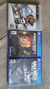 ps4 games for sale great deal !
