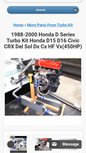 Local Tuner needed for turbo civic on chrome