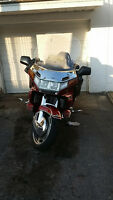 honda Goldwing 1500cc