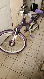"24""taboo mountain bike very good condition."