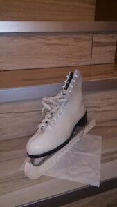 Beautiful ice skates