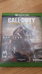 Call of duty advanced warfare DayZeroEdition