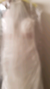 Wedding dress size 8 to 10