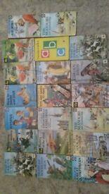 Twenty classic ladybird books